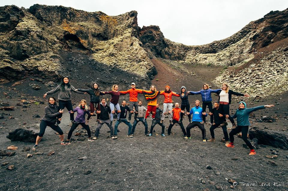 Lanzarote Winter Retreat 2019 with Acrology