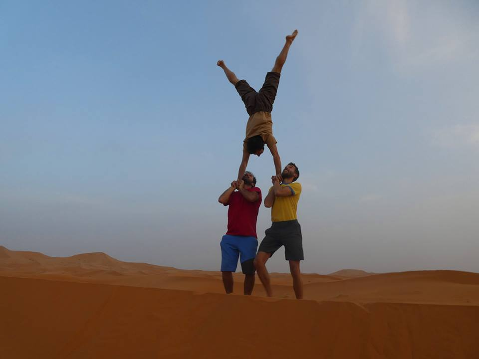 Morocco Adventure Retreat with Acrology