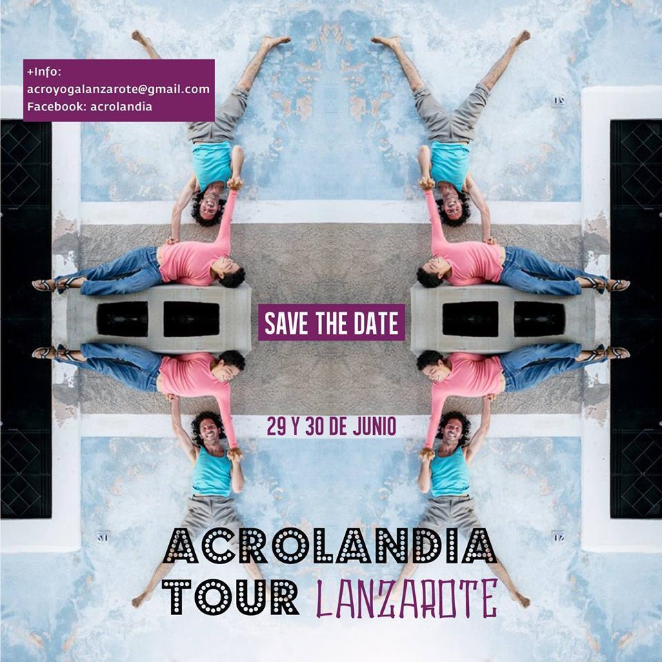 Acrolandia Tour Lanzarote
