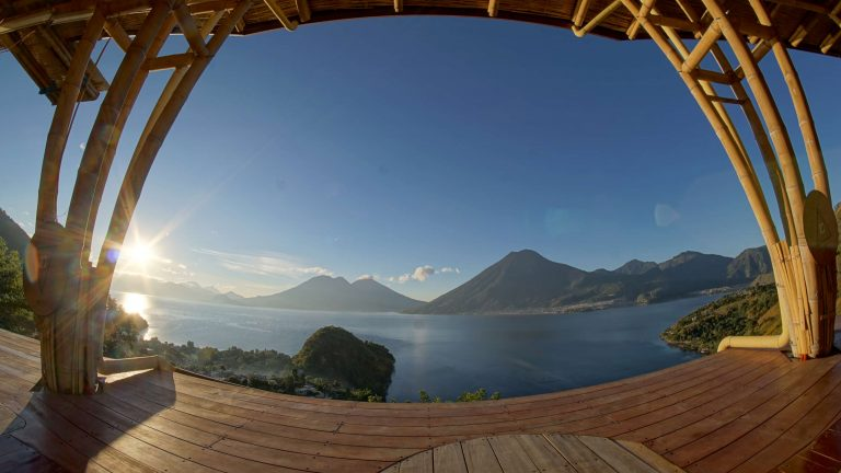 Guatemala Lake Atitlan Retreat