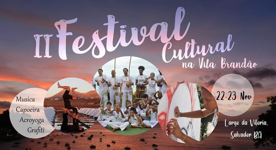 II Festival Cultural en la Vila Brandão