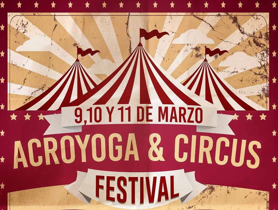 Acroyoga & Circus Festival